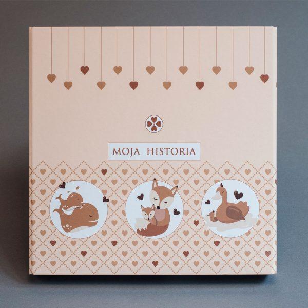 Album - Moja Historia - produkt - sklep | paniDoktor