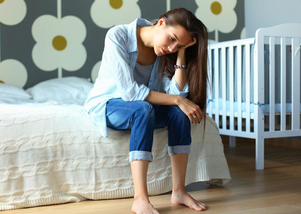 Baby blues: gdy macierzyństwo wcale nie cieszy… - blog | paniDoktor