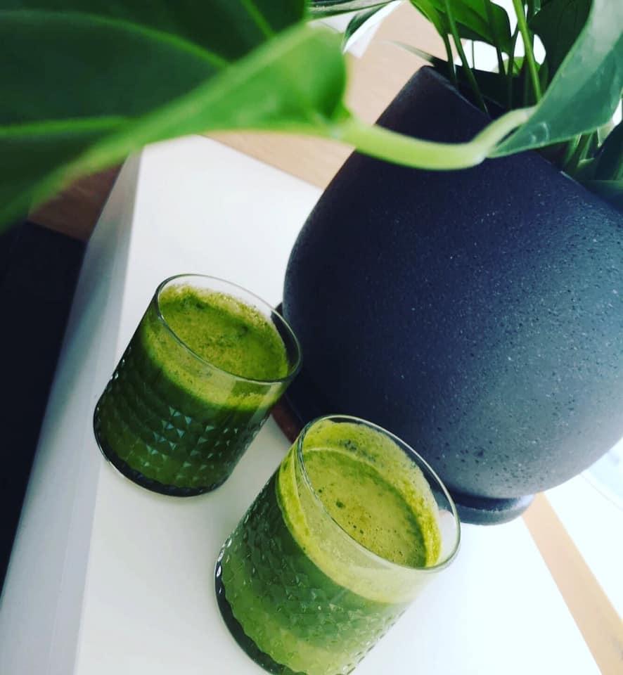 Zielone smoothies - blog - 2 | paniDoktor