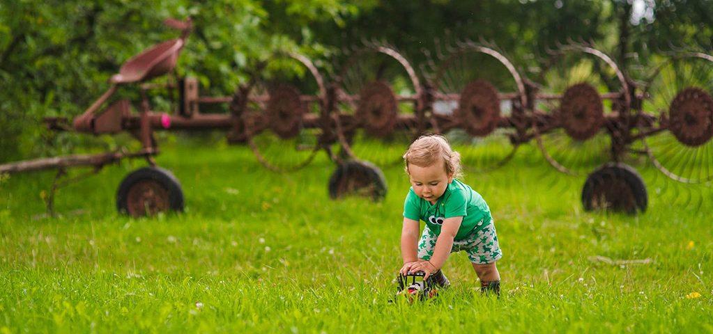 5 wskazówek, jak zapewnić dziecku bezpieczeństwo podczas wakacji na wsi - blog | paniDoktor